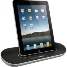 Philips Portable Fidelio Bluetooth? Speaker System with iPad?/iPod?/iPhone? Dock