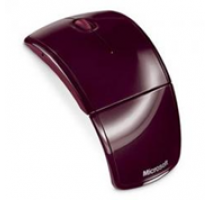 Microsoft ARC Mouse Mac/Win USB Red